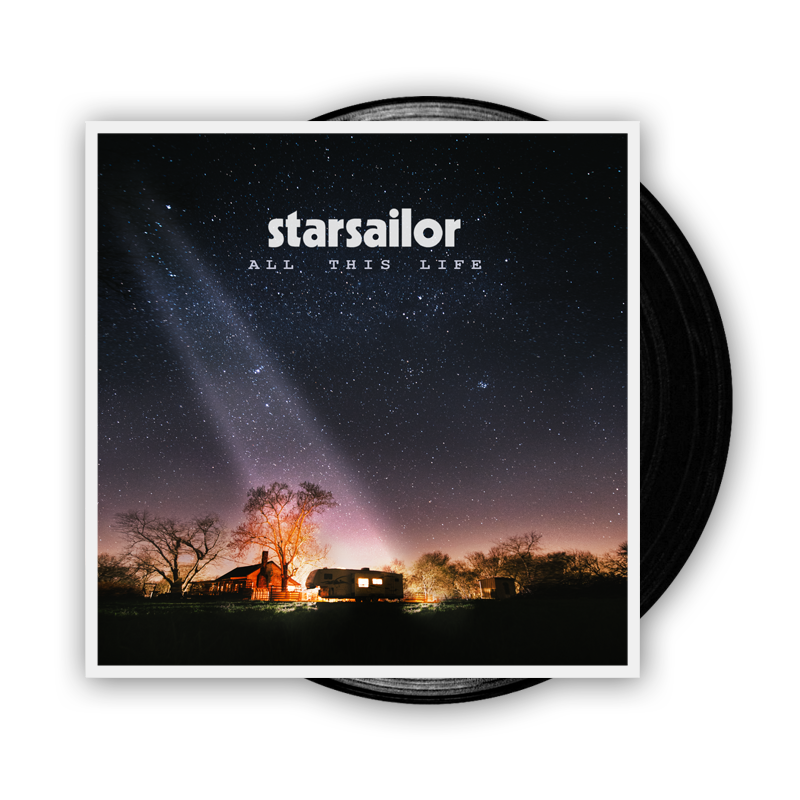 Buy Online Starsailor - All This Life