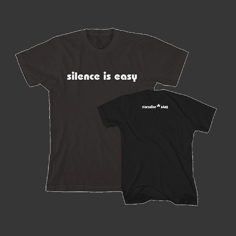 Buy Online Starsailor - Silence Is Easy T-Shirt