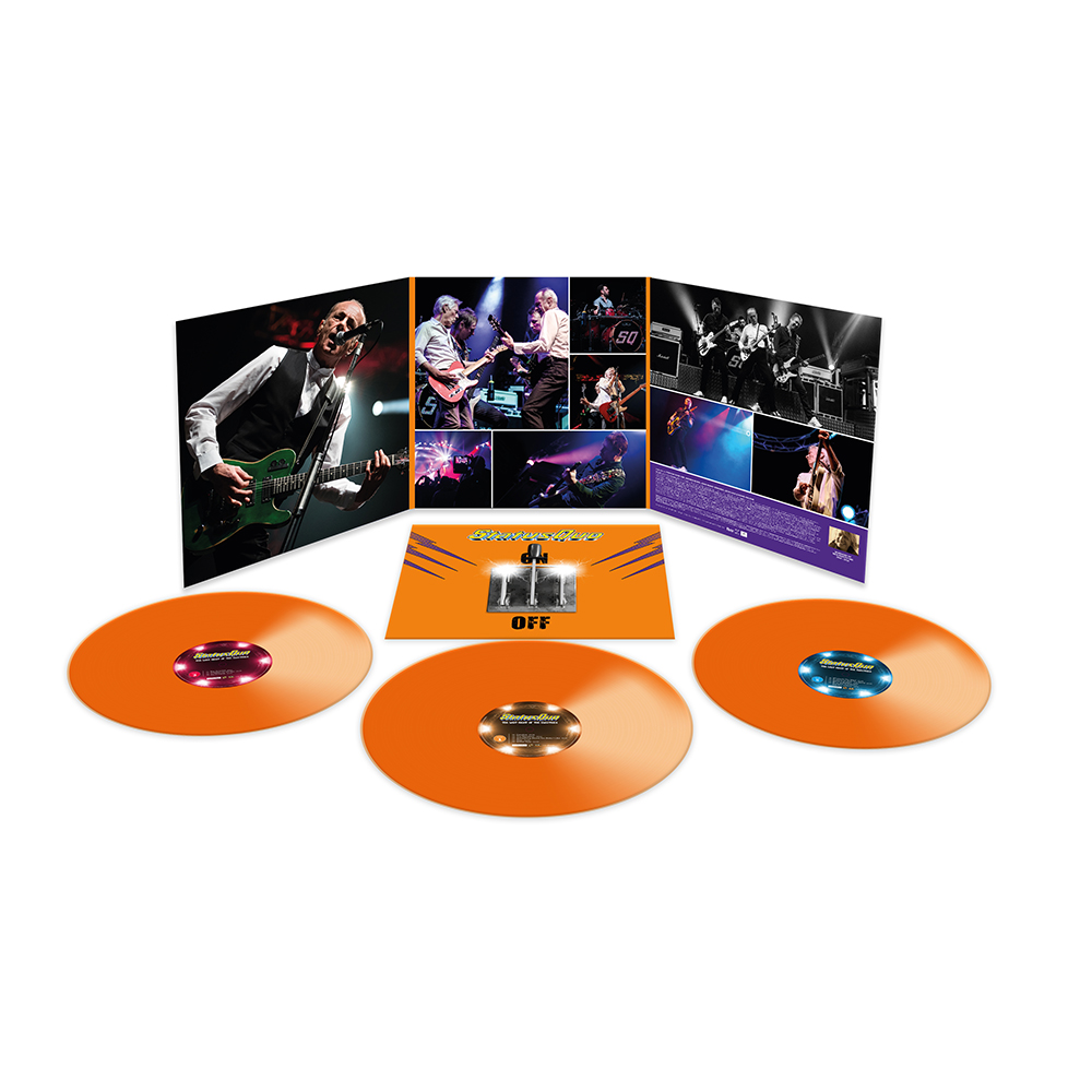 Buy Online Status Quo - The Last Night Of The Electrics (Exclusive Ltd. Triple Gatefold with Coloured 180g Vinyl)