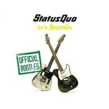 Buy Online Status Quo - Live In Australia