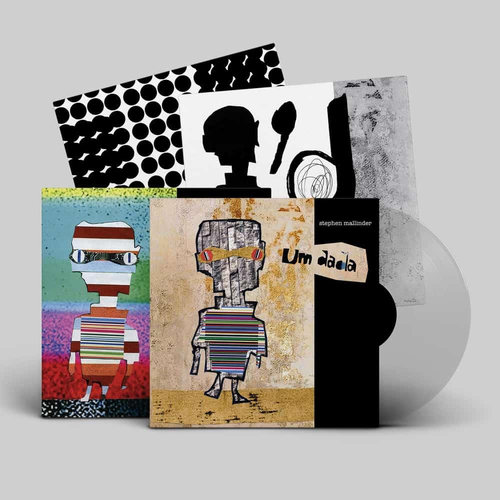 Buy Online Stephen Mallinder - Um Dada Clear Ltd Edition (Signed)