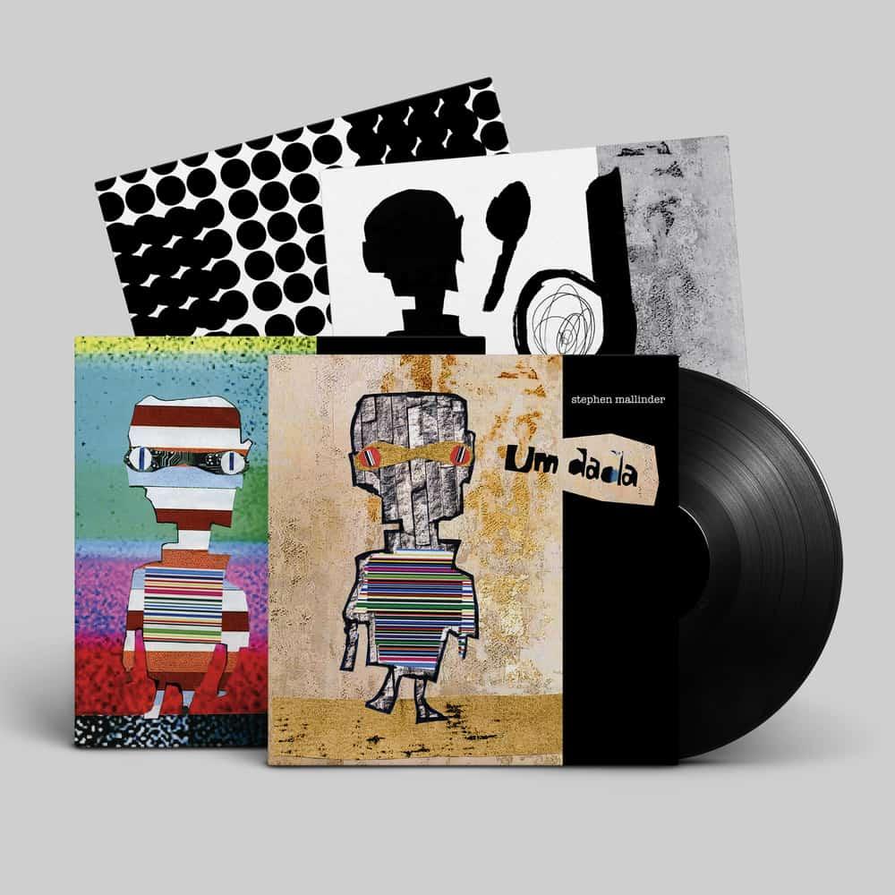 Buy Online Stephen Mallinder - Um Dada (Signed)