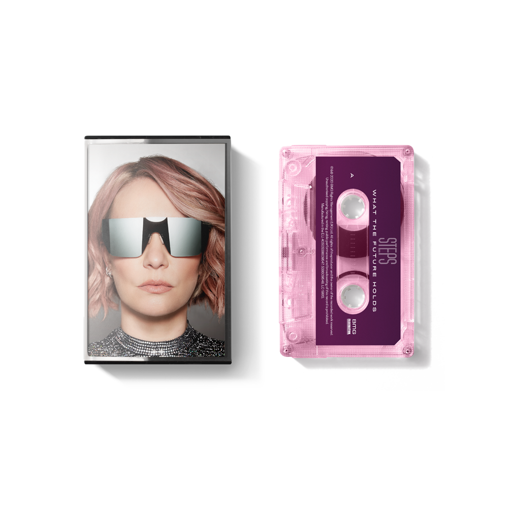 Buy Online Steps - What The Future Holds Clear Pink Cassette: Claire Edition (Exclusive)
