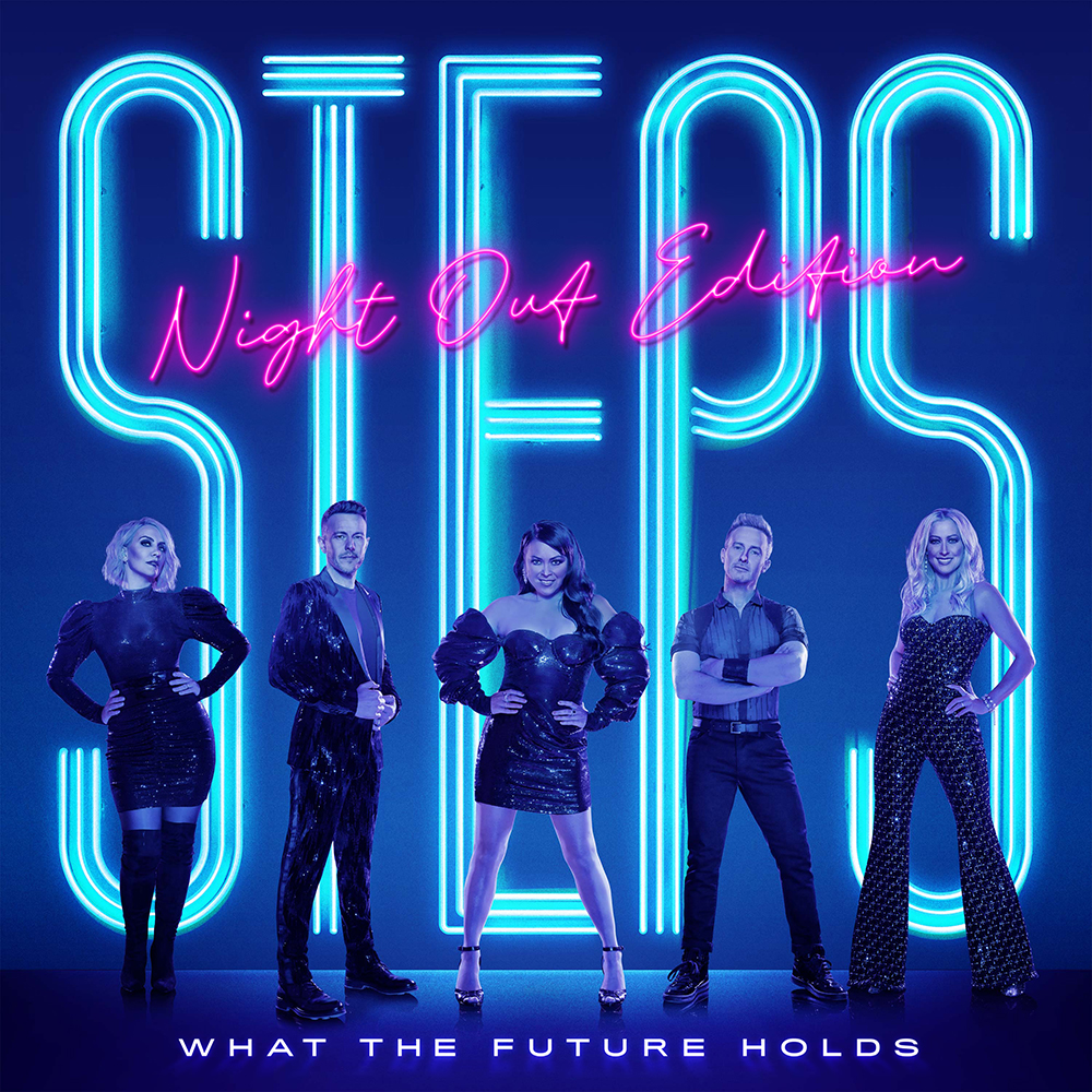 Buy Online Steps - What The Future Holds (Night Out Edition) Digital Album