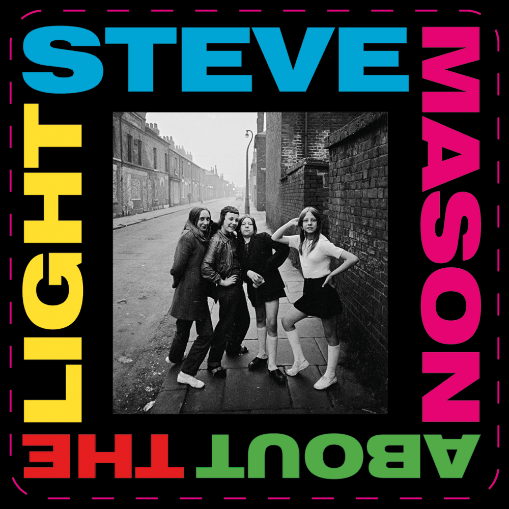 Buy Online Steve Mason - About The Light Coaster