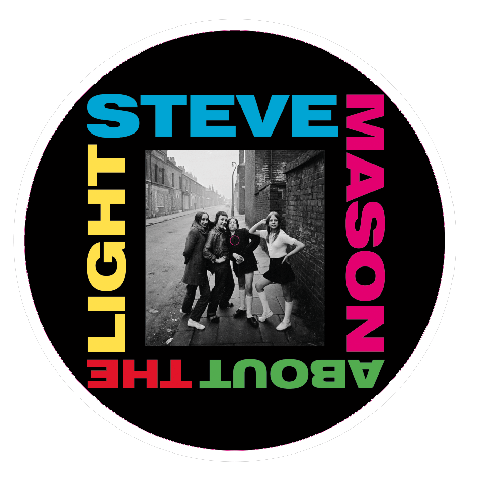 Buy Online Steve Mason - About The Light Slipmat