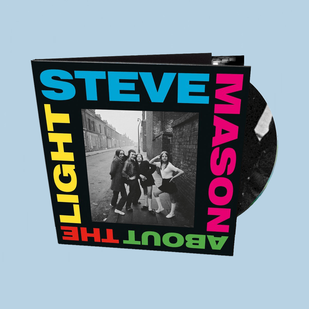 Buy Online Steve Mason - About The Light
