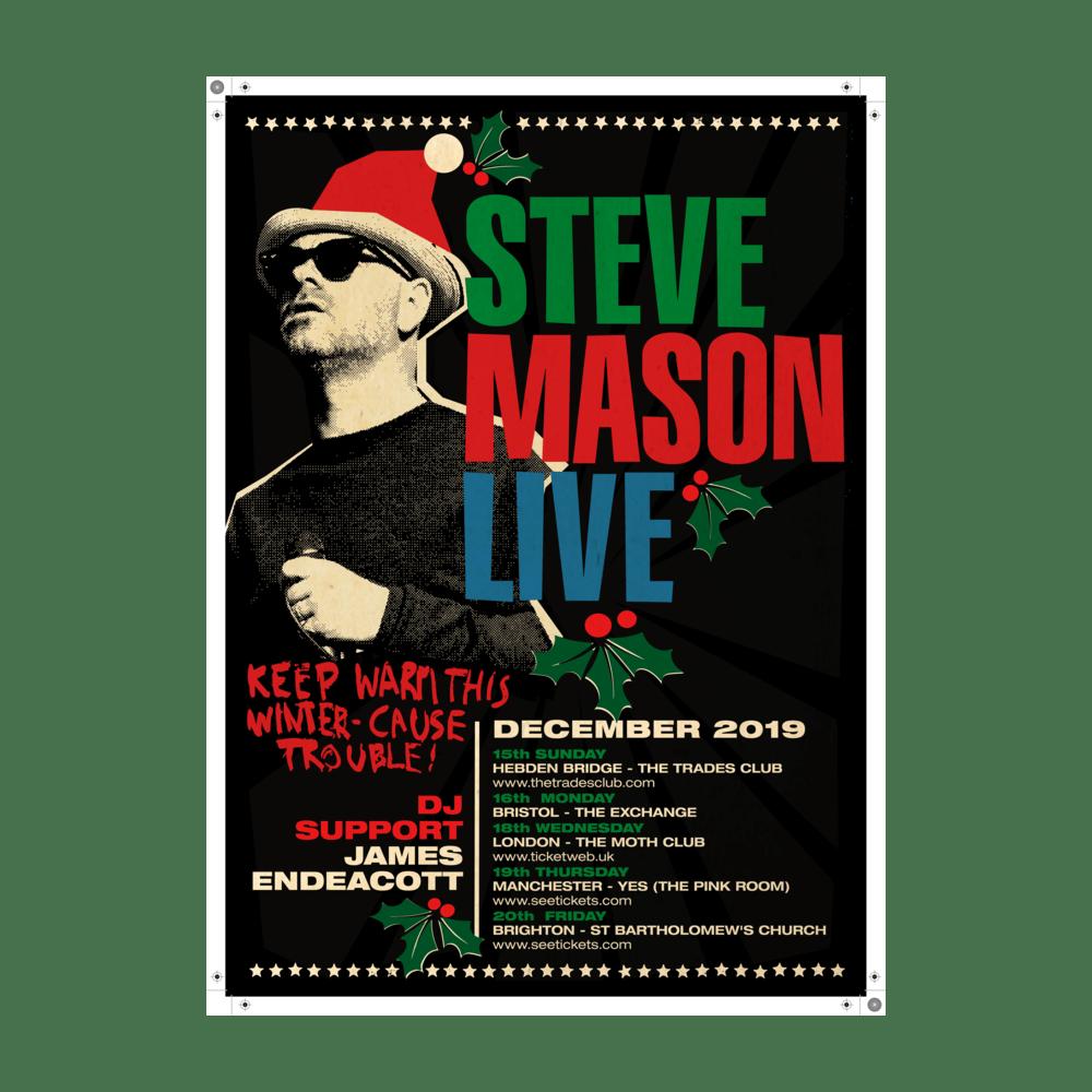 Buy Online Steve Mason - A3 Poster