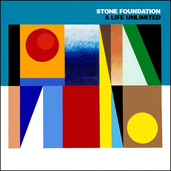 Buy Online Stone Foundation - A Life Unlimited Black Vinyl LP