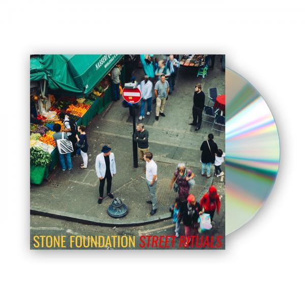 Buy Online Stone Foundation - Street Rituals CD Album