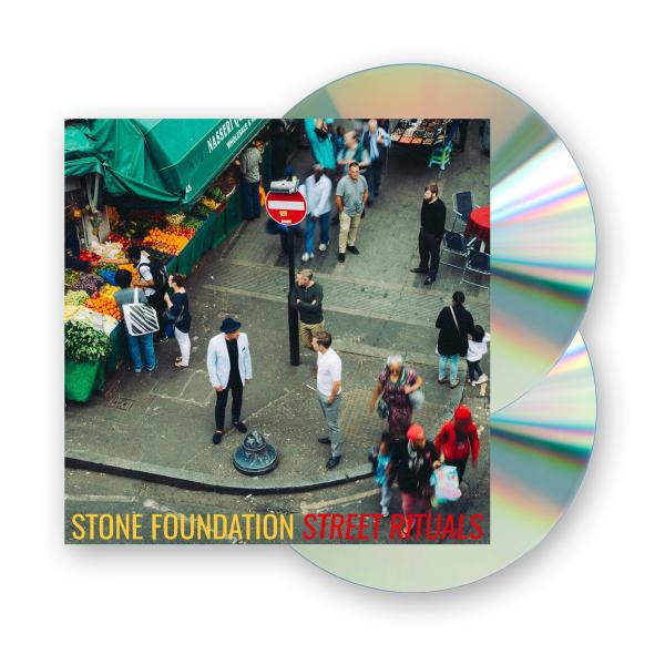 Buy Online Stone Foundation - Street Rituals Deluxe CD/DVD Album