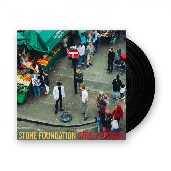 Buy Online Stone Foundation - Street Rituals Black Vinyl LP