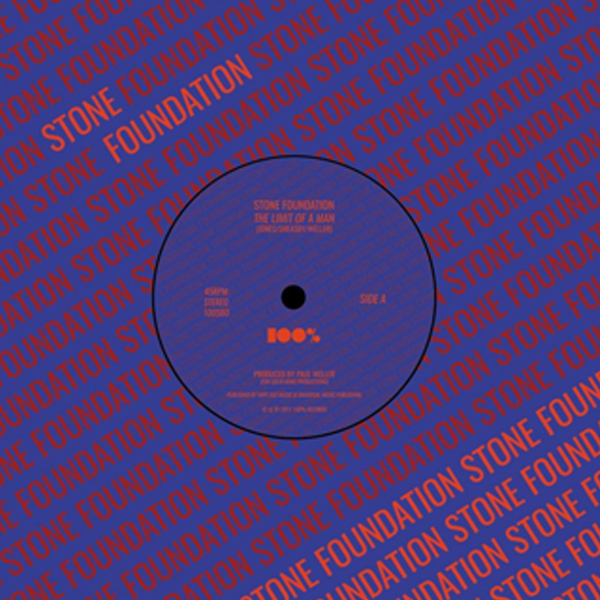 Buy Online Stone Foundation - The Limit Of A Man 7-Inch Single