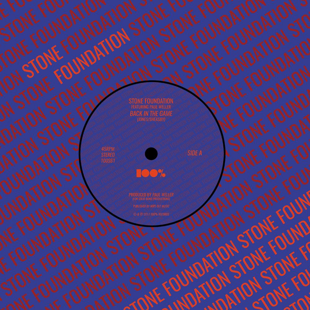Buy Online Stone Foundation - Back In The Game 7-Inch Single