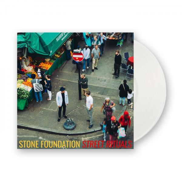 Buy Online Stone Foundation - Street Rituals Clear Vinyl LP