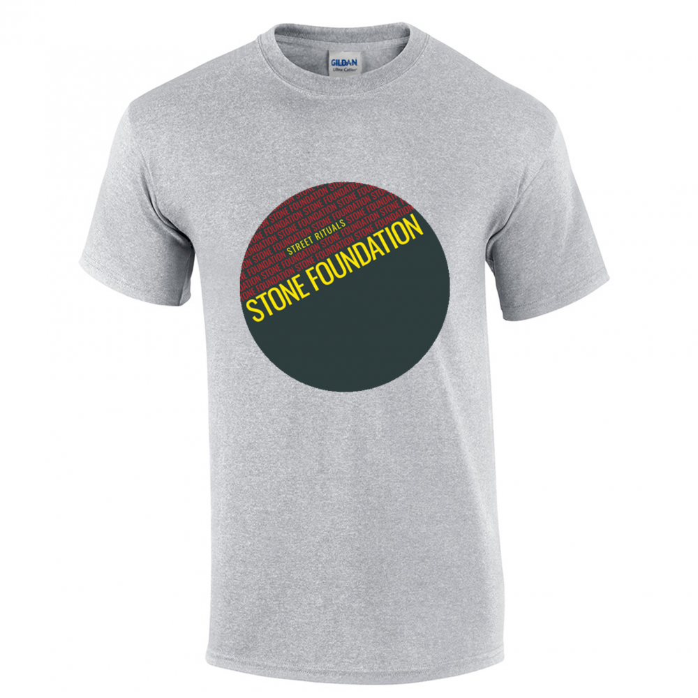 Buy Online Stone Foundation - Grey Street Rituals T-Shirt