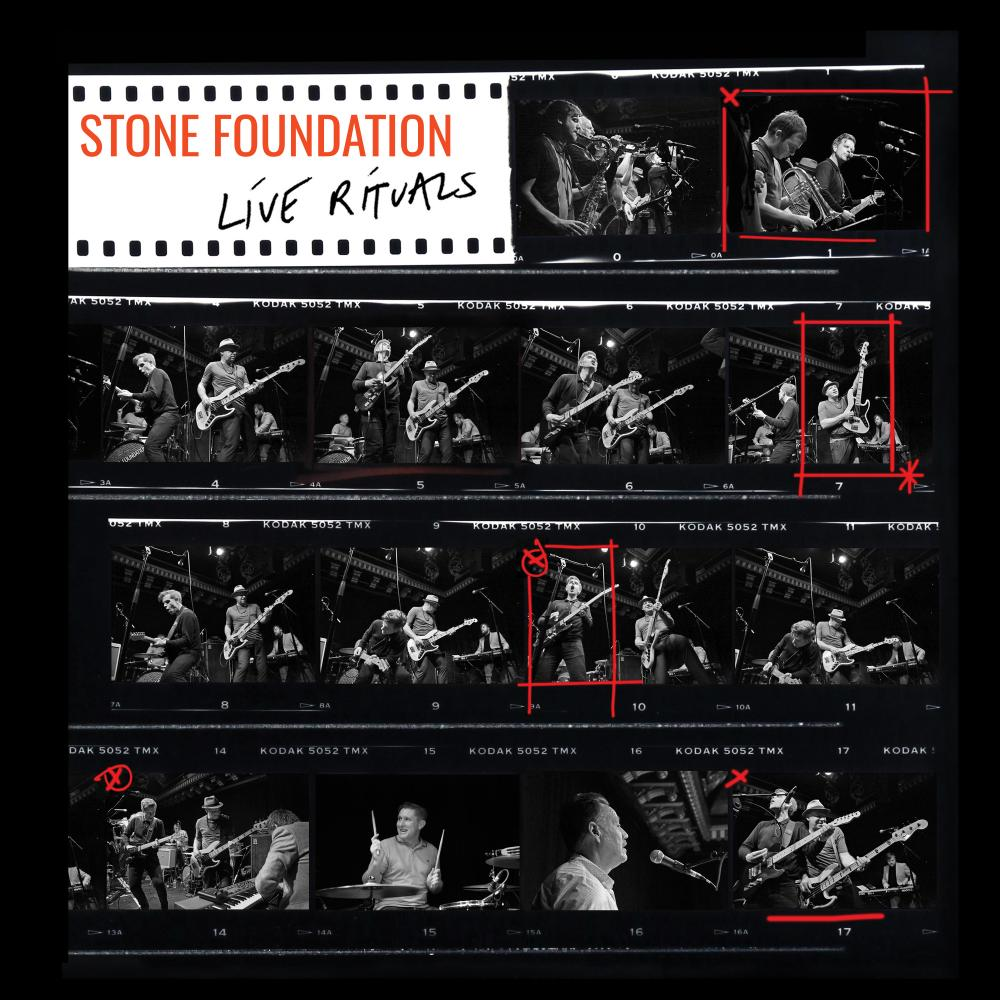Buy Online Stone Foundation - SIGNED Live Rituals CD/DVD