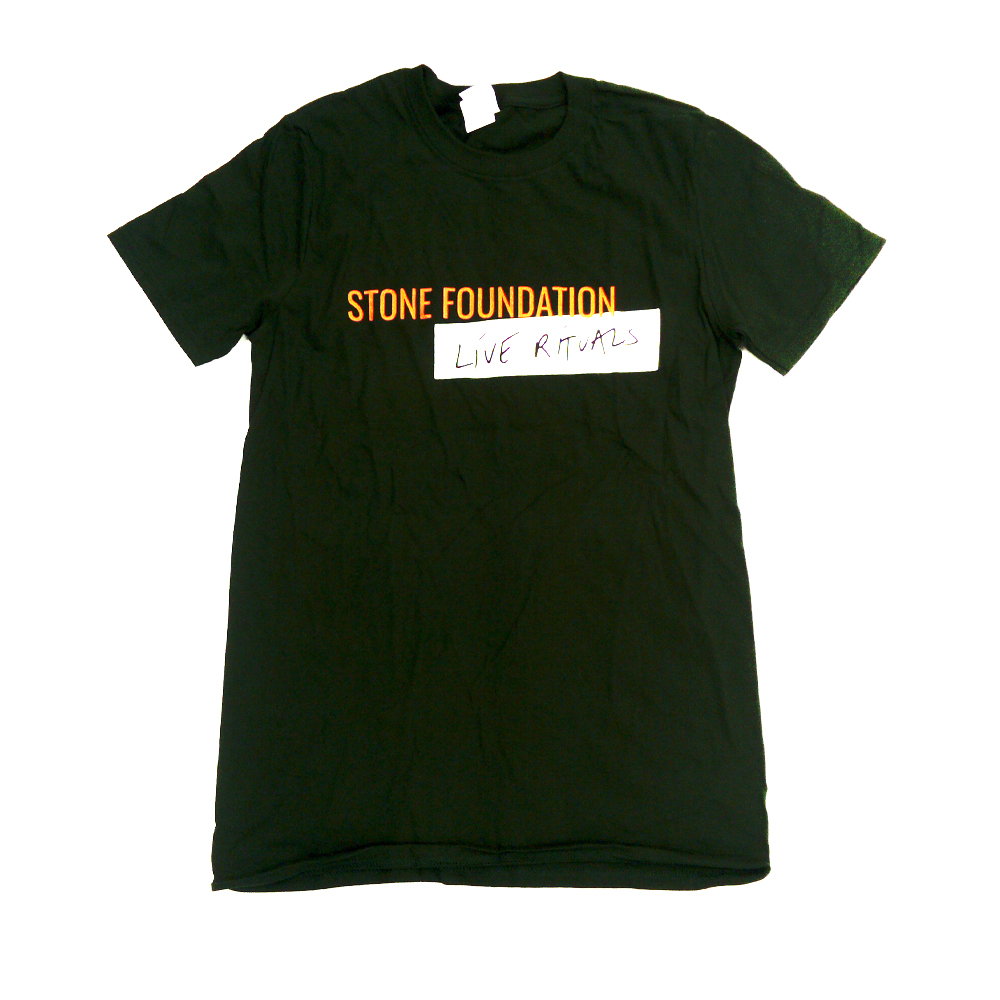 Buy Online Stone Foundation - Green Live Rituals T-Shirt
