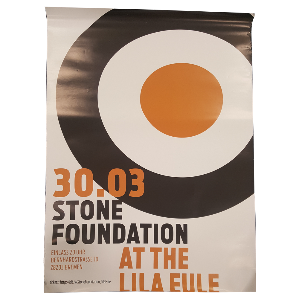 Buy Online Stone Foundation - Bremen Lila Eule 2018  (Slightly Damaged)