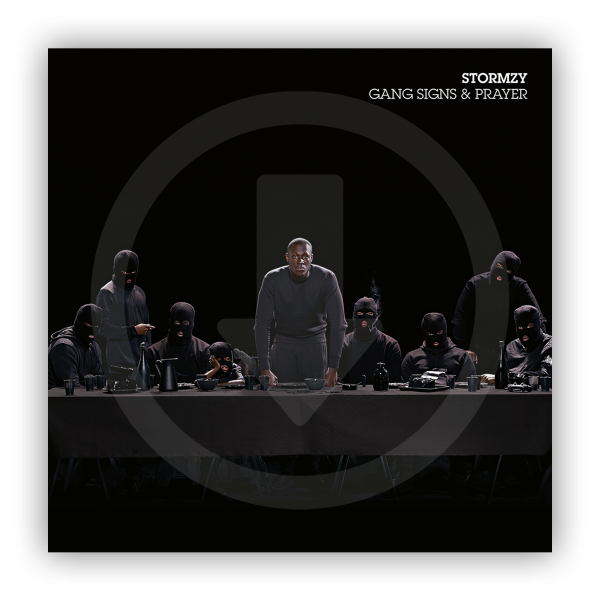 Gang Signs & Prayer Digital Download
