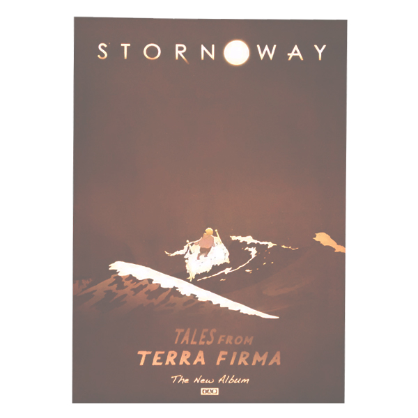 Buy Online Stornoway - Tales From Terra Firma Poster