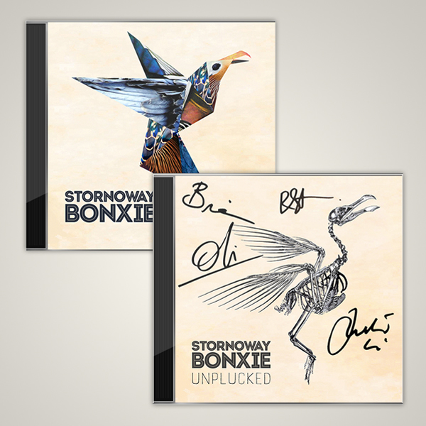 Buy Online Stornoway - Signed Bonxie Unplucked EP + Bonxie CD Album