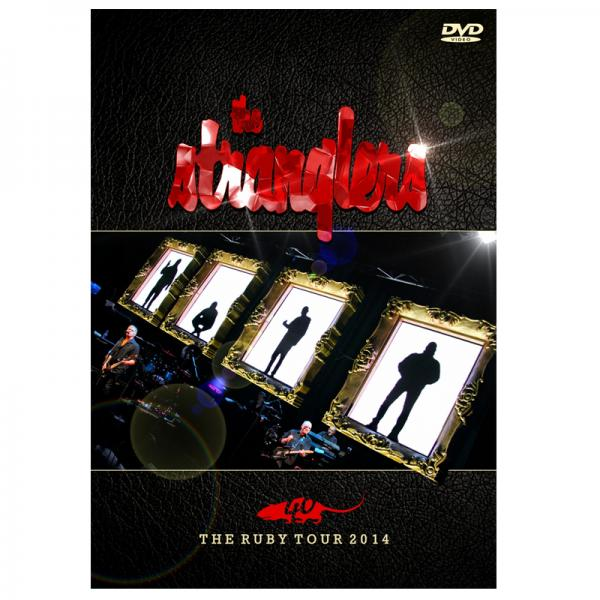 Buy Online Stranglers - The Ruby Tour 2014 DVD