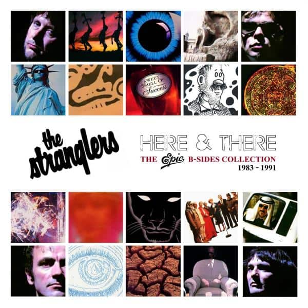 Buy Online Stranglers - Here & There: The Epic B-sides Collection 1983-1991 2CD Album