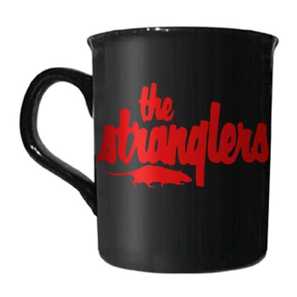 Buy Online Stranglers - Red Rat Logo Mug