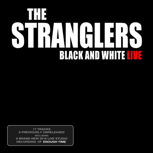 Buy Online Stranglers - Black & White Live CD Album