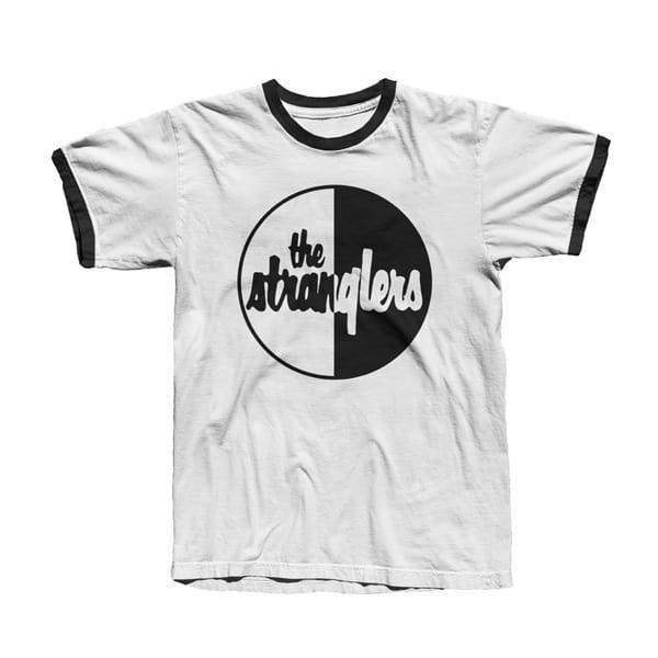 Buy Online Stranglers - Two Tone T-Shirt