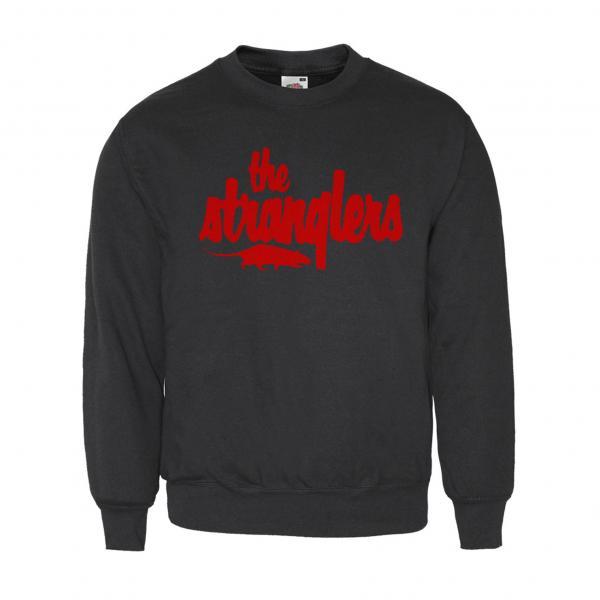 Buy Online Stranglers - Classic Logo Sweatshirt