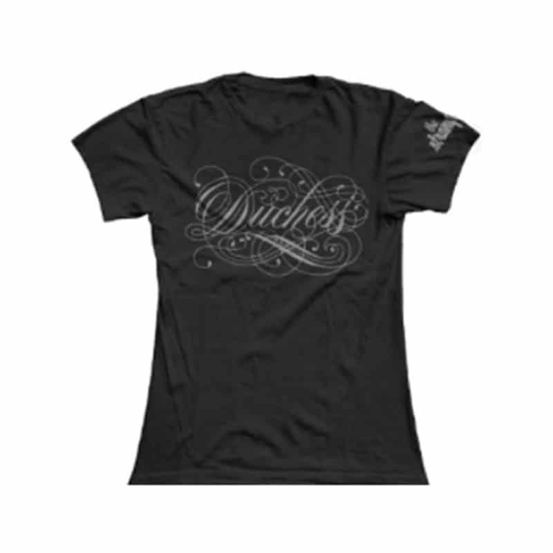Buy Online Stranglers - Black Ladies Duchess T-Shirt