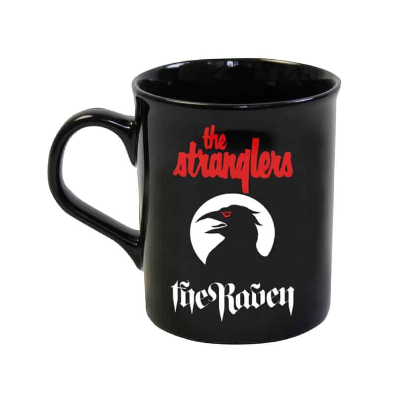 Buy Online Stranglers - Raven Mug