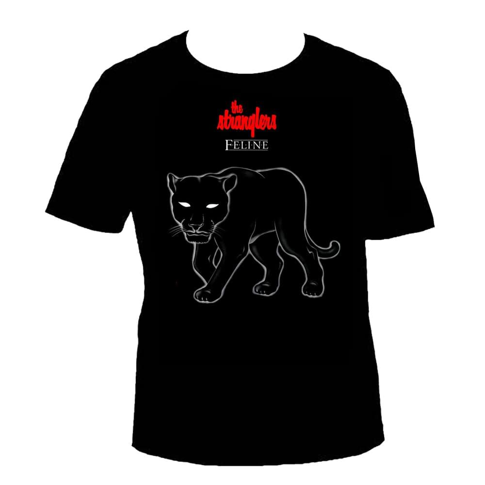 Buy Online Stranglers - Feline T-Shirt