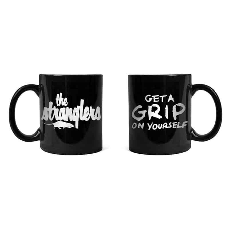 Buy Online Stranglers - Get A Grip On Yourself Mug