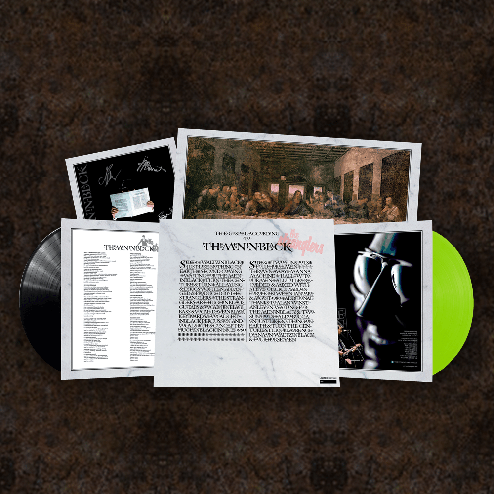 Buy Online Stranglers - (The Gospel According To) The Meninblack