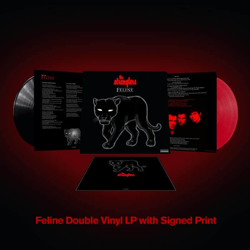 Feline Double Vinyl LP