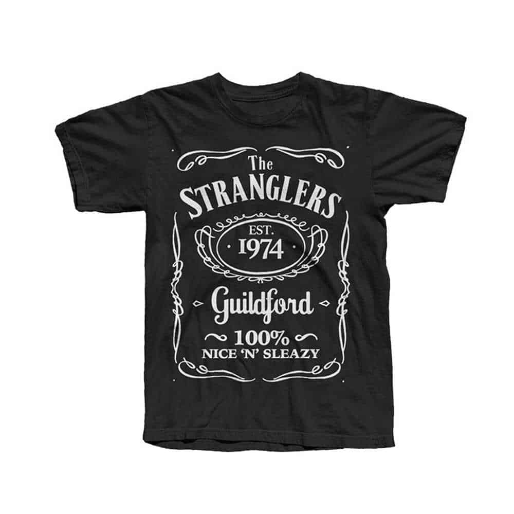 Buy Online Stranglers - Guildford T-Shirt