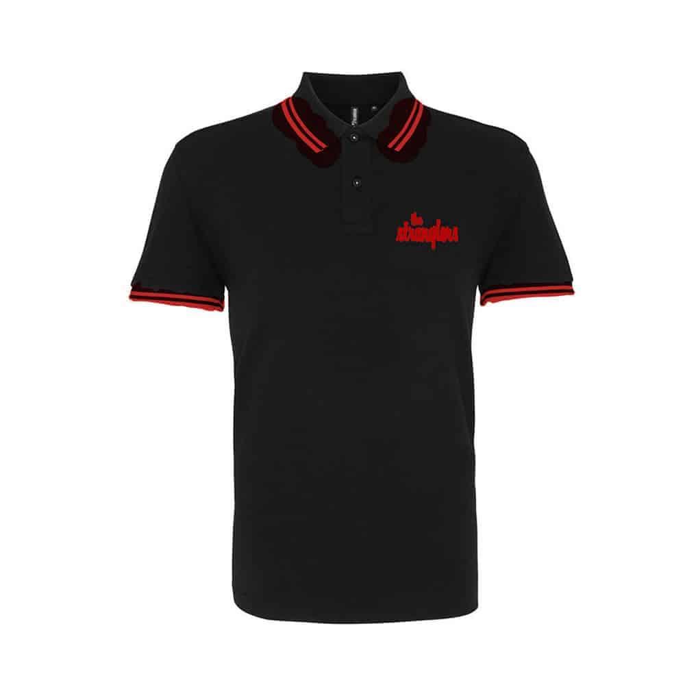 Buy Online Stranglers - Embroidered Stranglers Polo Shirt