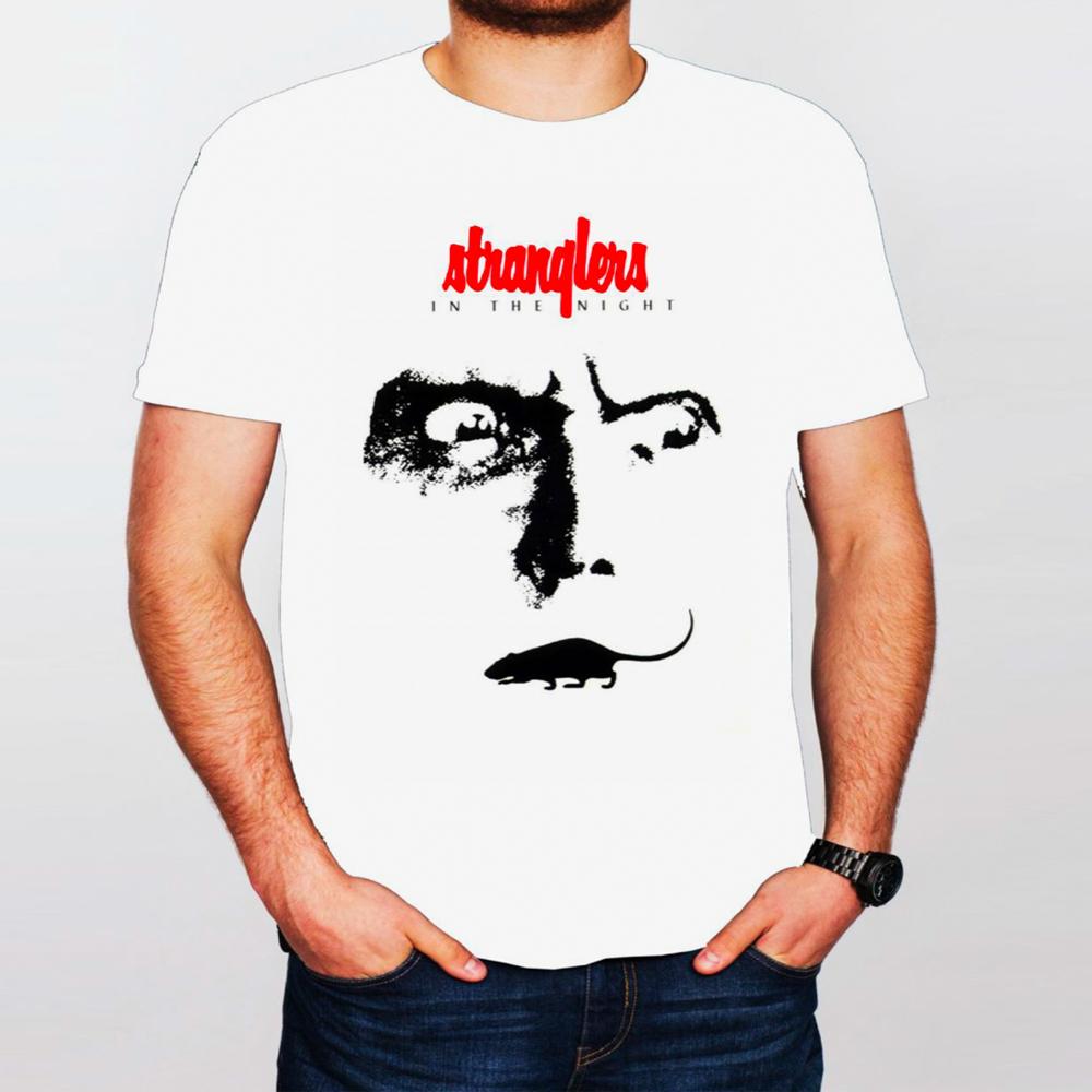 Buy Online Stranglers - In The Night T-Shirt