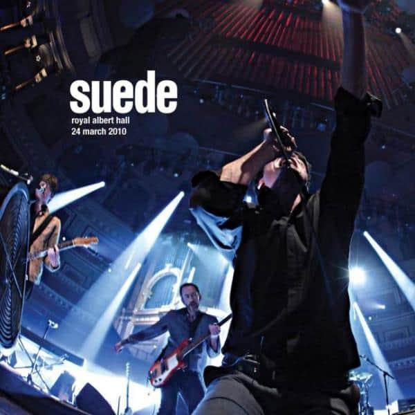 Buy Online Suede - Royal Albert Hall: 24th March 2010 Triple Vinyl