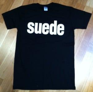 Buy Online Suede - Suede White Logo Mens
