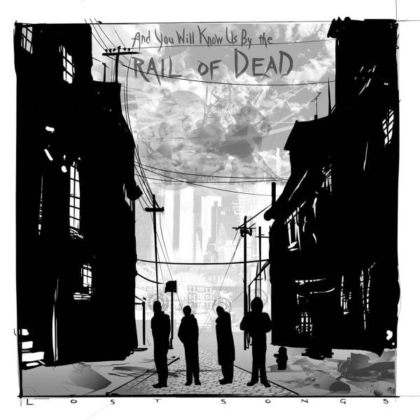 Buy Online And You Will Know Us By The Trail Of Dead - Lost Songs CD Album