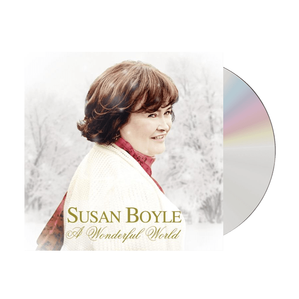 Buy Online Susan Boyle - A Wonderful World