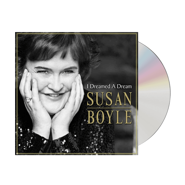 Buy Online Susan Boyle - I Dreamed A Dream CD Album