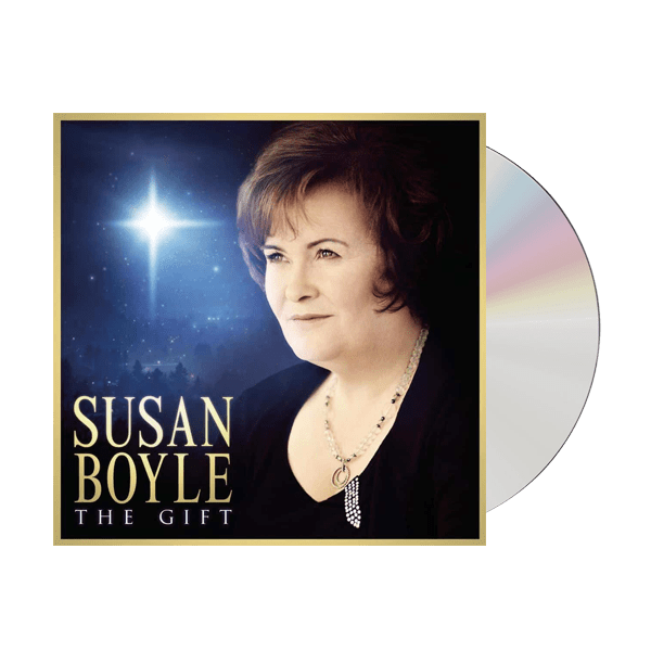 Buy Online Susan Boyle - The Gift
