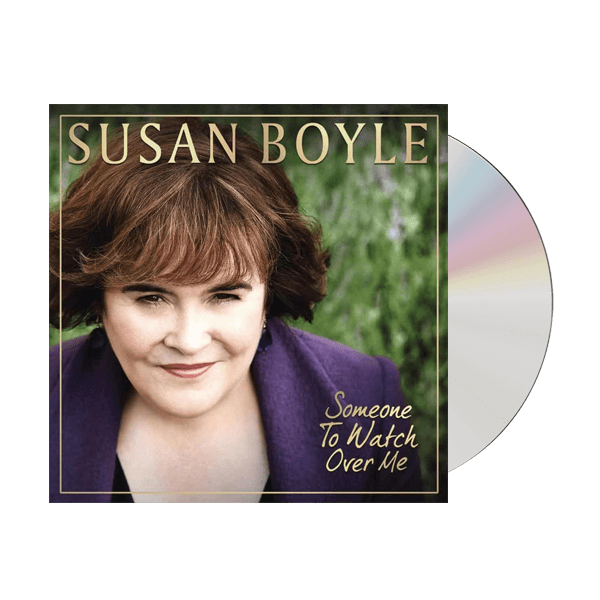 Buy Online Susan Boyle - Someone To Watch Over Me CD Album