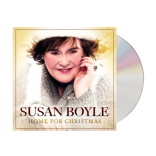 Buy Online Susan Boyle - Home For Christmas