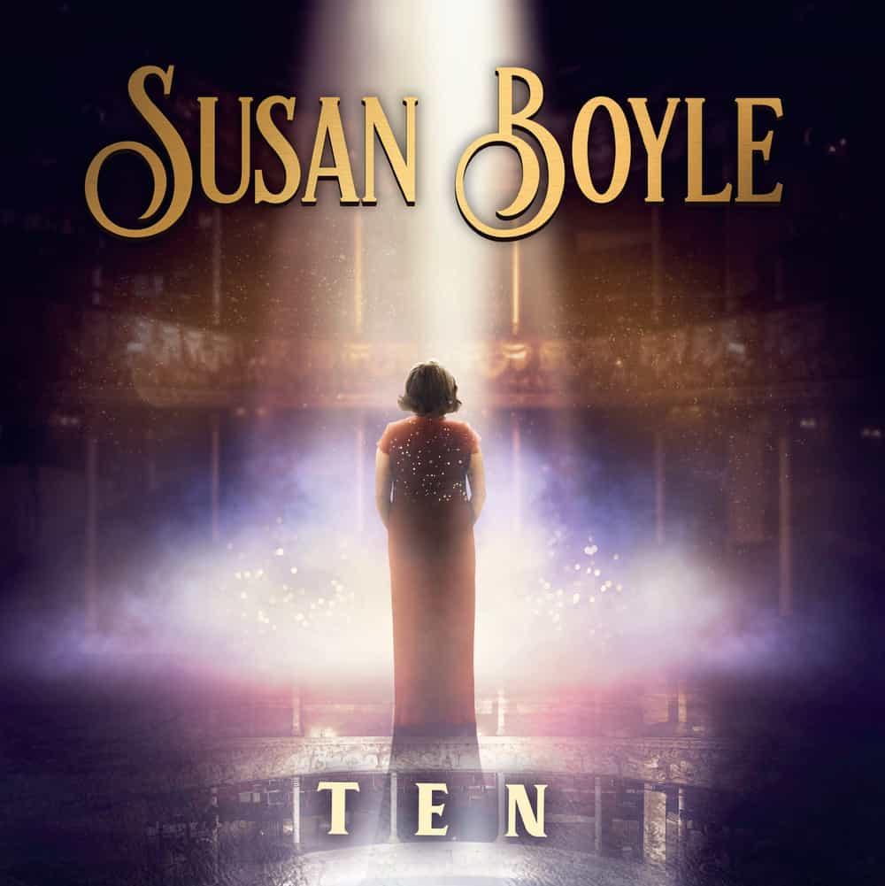 Buy Online Susan Boyle - TEN